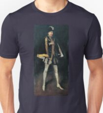 James McNeill Whistler Sir Henry Irving as Philip II of Spain T-Shirt