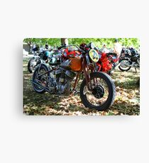 The Bobber Canvas Print