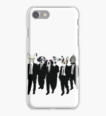 Dogs Mean business and make business iPhone Case/Skin