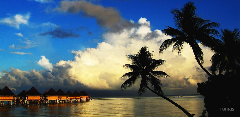 Tahiti Dreaming by romas