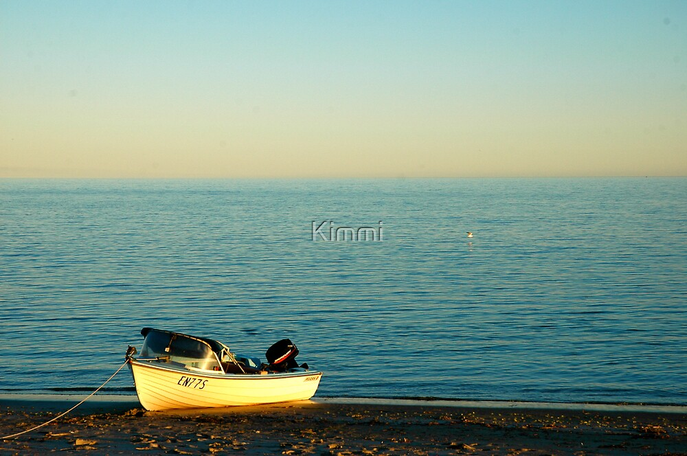 Boat by Kimmi