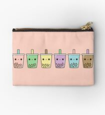Bubble tea Zipper Pouch