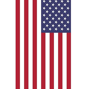 USA - American Flag - Cell Phone Cover by deanworld
