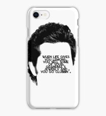 When life gives you lemons. iPhone Case/Skin