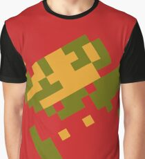 Mario Jump Graphic T-Shirt