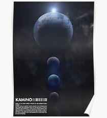 Kamino Poster Poster