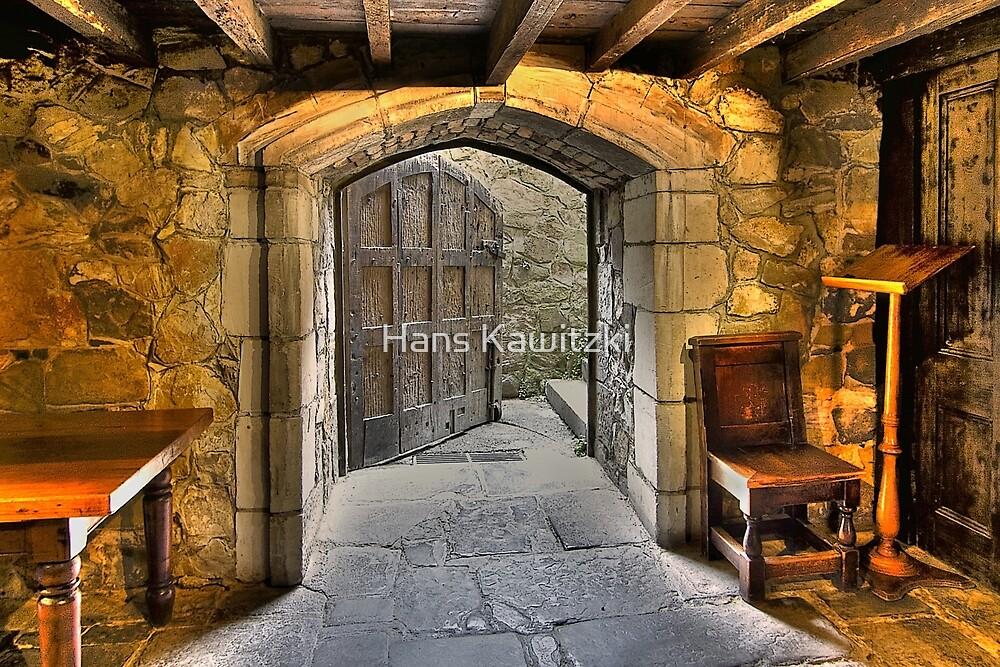 1297 Large Door 1 by Hans Kawitzki