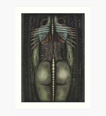 Female of the Species Art Print