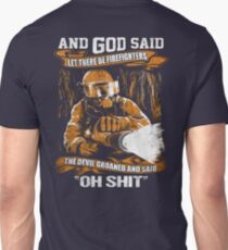 Firefighter Shirt Cheap - Let There Be FireFighters T-Shirts T-Shirt