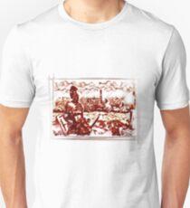 Romans Art: Legionnaires in battle T-Shirt