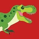 T-Rex by Mark Walker
