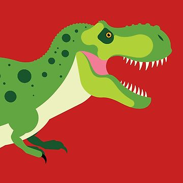T-Rex by Markmaw