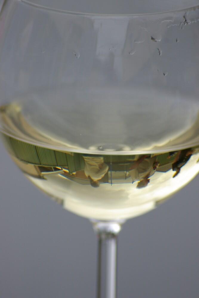 To much wine by Deidre Cripwell