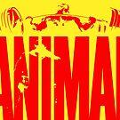 tier, fitness, muskel, stark, bodybuilding, logo, Symbol, ernährung, vitamin, booster, langhantel, keule. von komank83