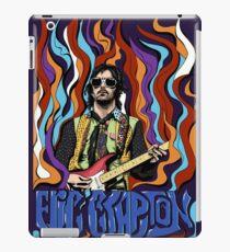 Eric Clapton iPad Case/Skin