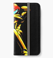 Bounty Hunter Samus Aran iPhone Wallet/Case/Skin