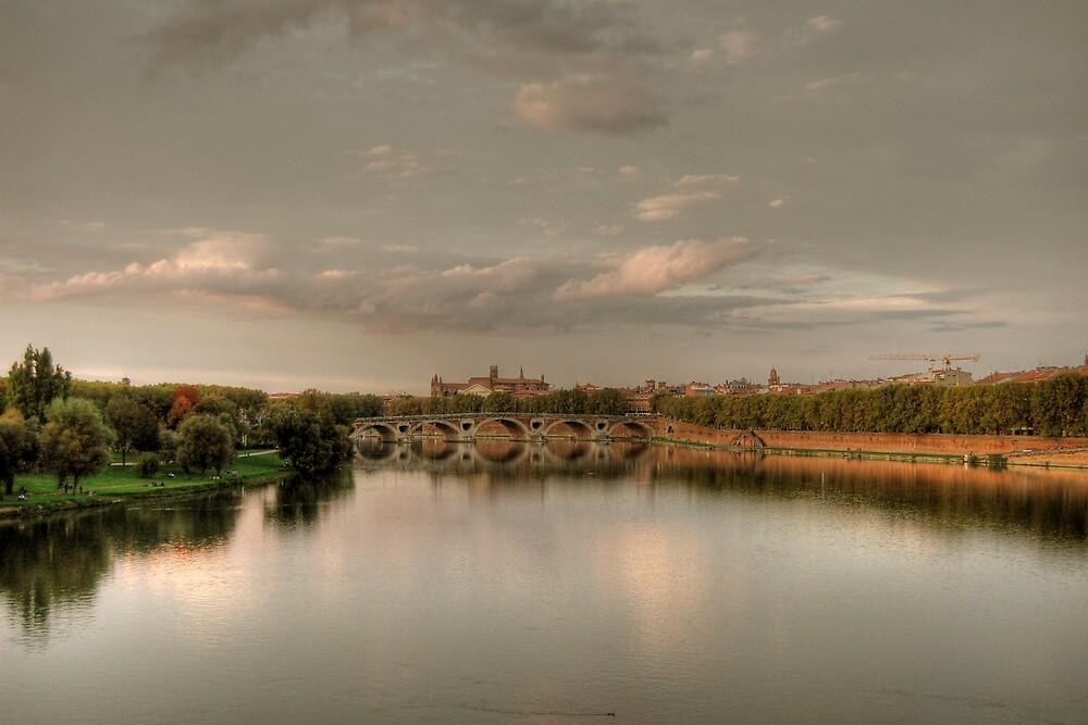 Toulouse by Puyravaud Frédéric