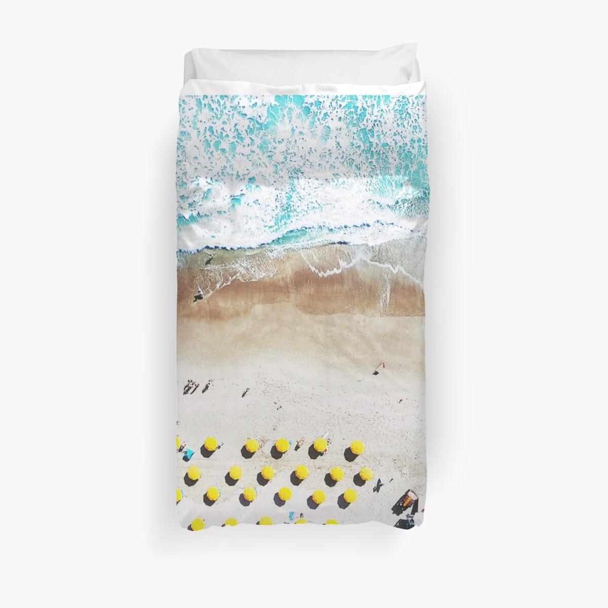 Fundas nórdicas «Impresión de playa, Lámina de playa, Vida de playa ...