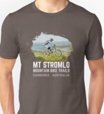 Mt Stromlo Downhill MTB T-Shirt