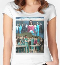 Wentworth Women's Fitted Scoop T-Shirt