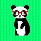 shocked panda by MallsD
