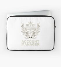 ACCOUNT MANAGER Laptop Sleeve
