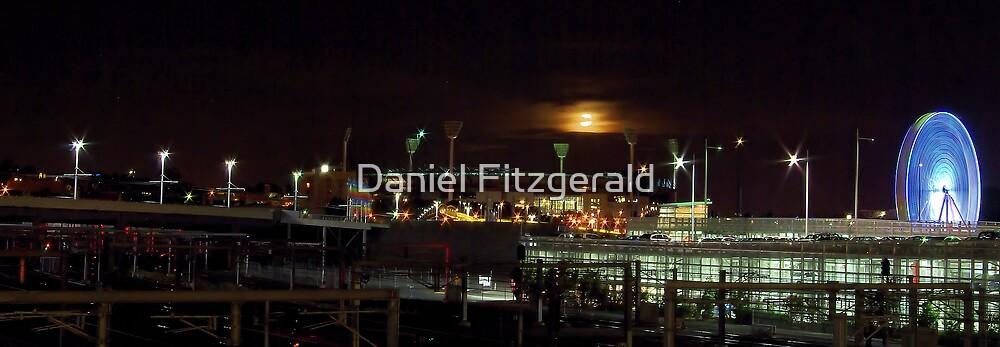 Moonlit MCG by Daniel Fitzgerald