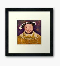 King Henry VIII Framed Print