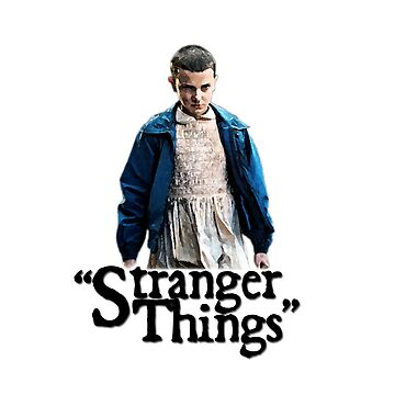 Stranger Things (Eleven) by inapixel
