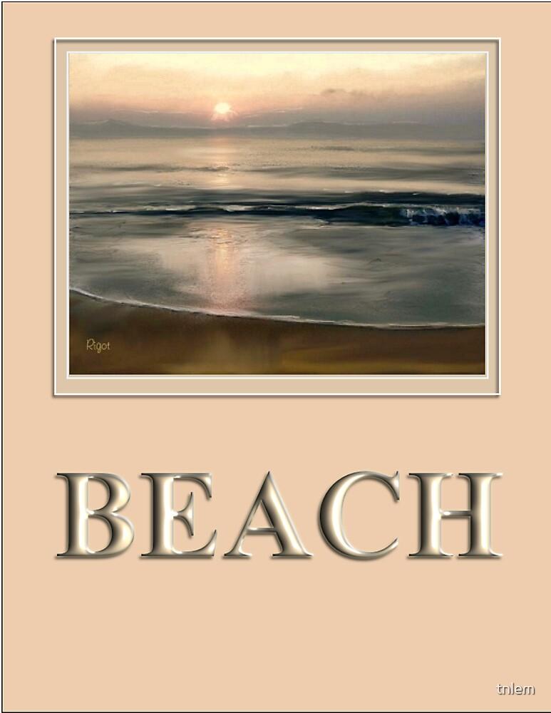 Beach by tnlem