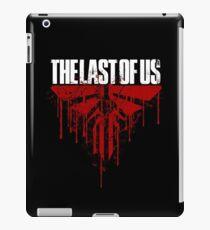 LAST OF US - Blood iPad Case/Skin