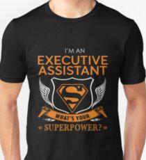 EXECUTIVE ASSISTANT Unisex T-Shirt
