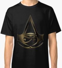 Assassin's Creed Origins - Logo Classic T-Shirt