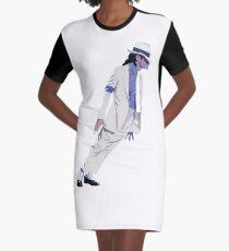 Michael Jackson Graphic T-Shirt Dress