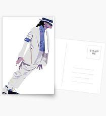 Michael Jackson Postcards