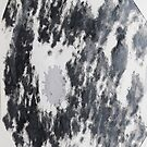 Ink Splatter Clouds by aidadaism