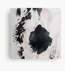 Ink blush rush Canvas Print