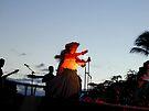 The Hula Dancer by Cathy Jones
