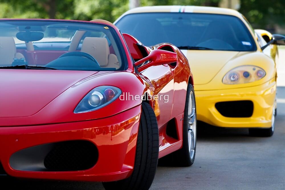 Ferrari Times 2 by dlhedberg