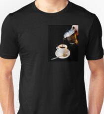 Fresh coffee for one Unisex T-Shirt