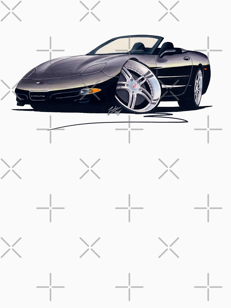 Custom Corvette C5 by yeomanscarart