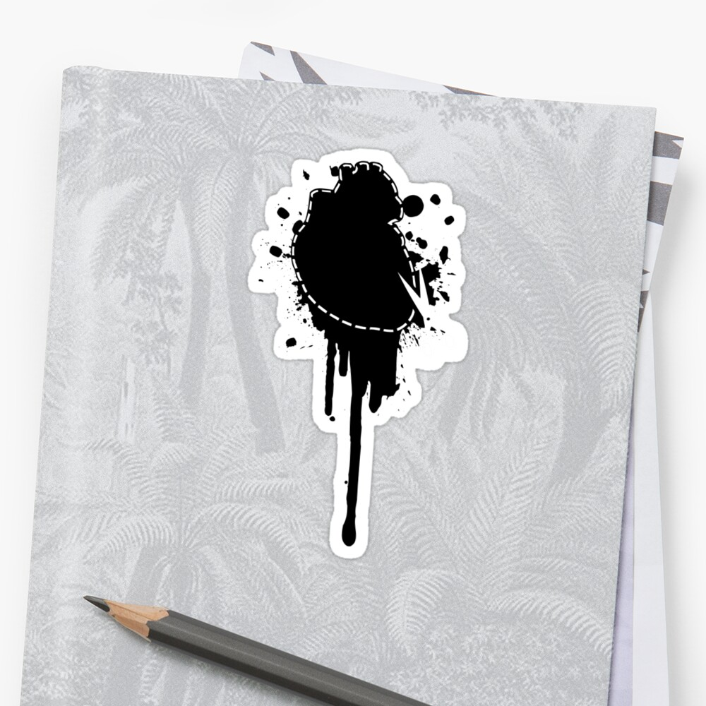 Cut Your Losses (black) by yourscenesucks
