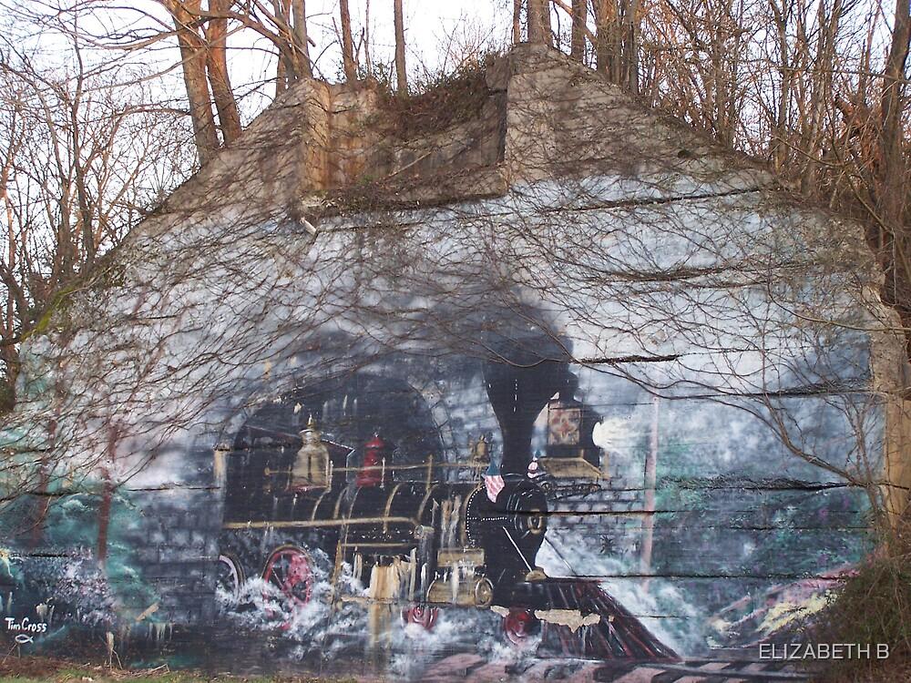 bluff city rock by ELIZABETH B