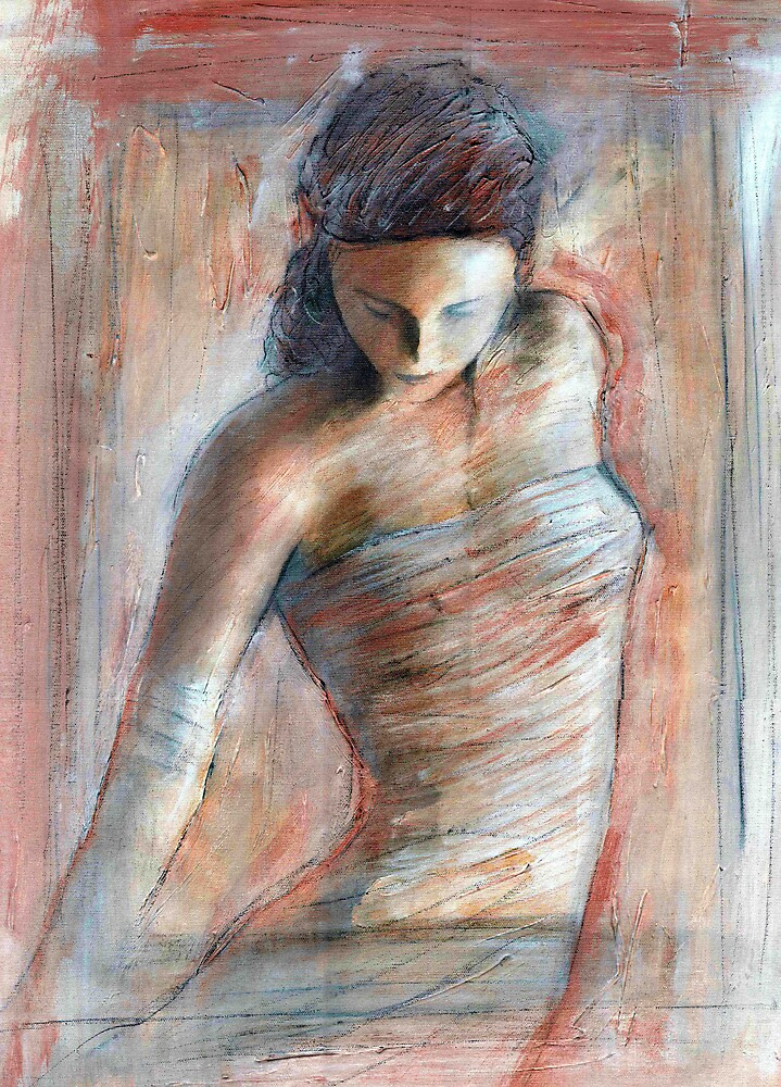 Julia by cliffwarner