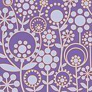 flowers 1 by Micheline Kanzy