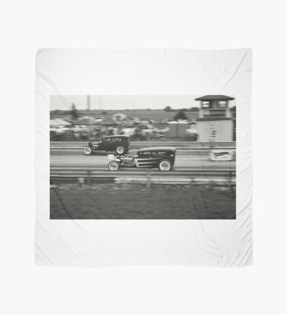 Nostalgia Drag Racing Scarf