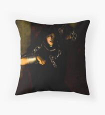 ....for I WILL sin. Throw Pillow