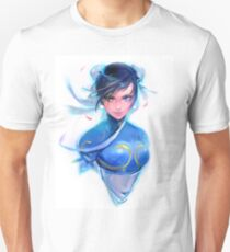 Chun li Street Fighter, video game T-Shirt