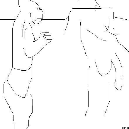 pizarro at the incan baths 4 by mhkantor