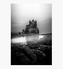 Gothic in Grey Photographic Print